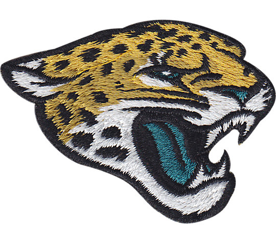 NFL® Jacksonville Jaguars Primary Logo image number 1
