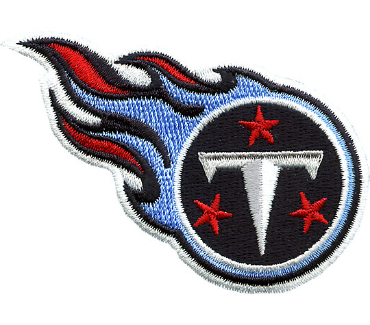 NFL® Tennessee Titans Primary Logo image number 1
