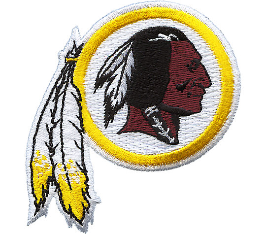 NFL® Washington Redskins Primary Logo image number 1