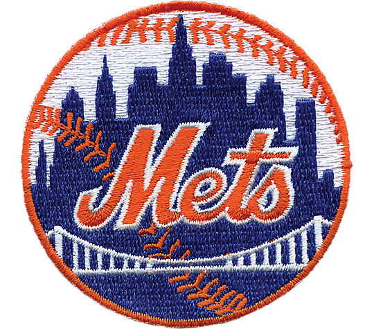 MLB® New York Mets™ Primary Logo image number 1