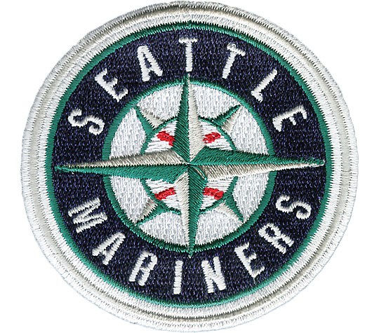 MLB® Seattle Mariners™ Primary Logo