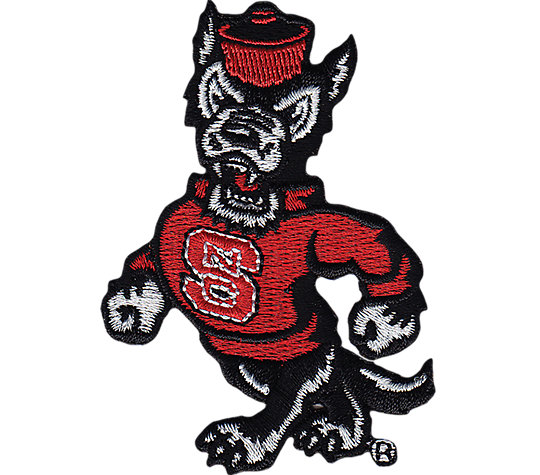 NC State Wolfpack Wolf