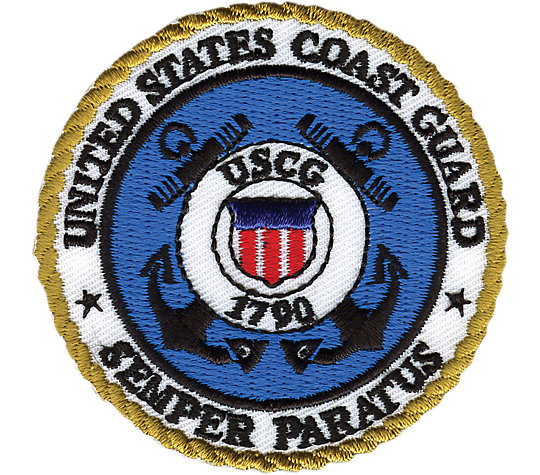 Coast Guard Logo image number 1