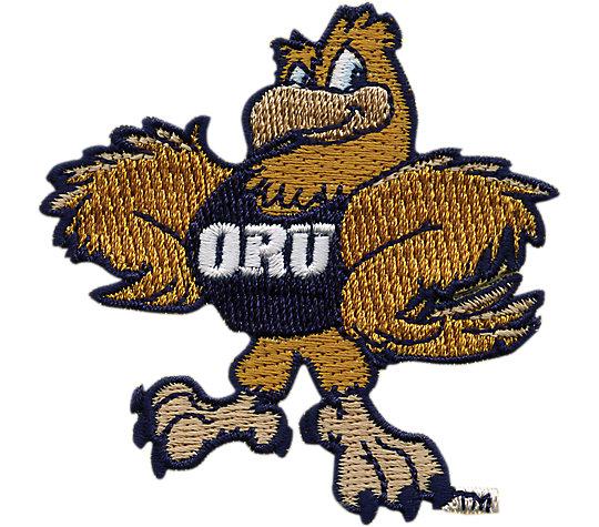 Oral Roberts Golden Eagles Logo image number 1
