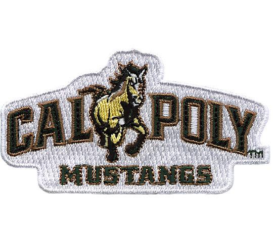 Cal Poly Mustangs Logo image number 1
