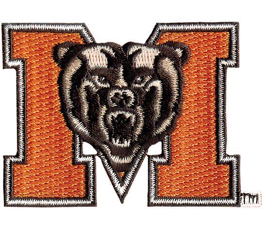 Mercer Bears Logo image number 1