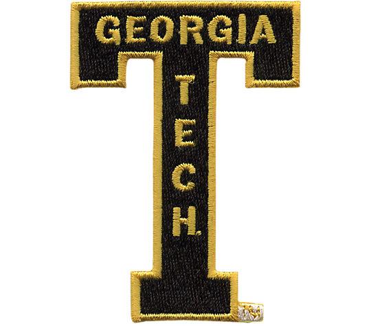 Georgia Tech Yellow Jackets College Vault Logo