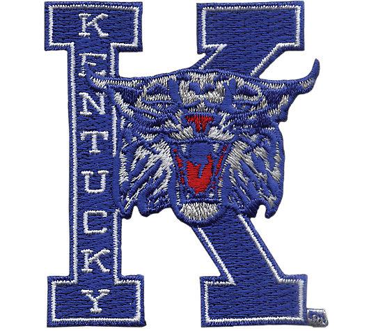Kentucky Wildcats College Vault Logo