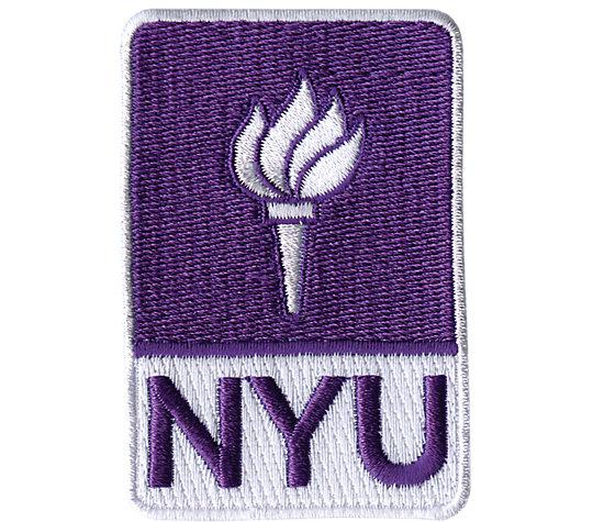 NYU Violets Logo image number 1