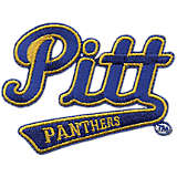 Pittsburgh Panthers College Vault Logo