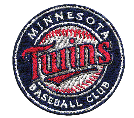 MLB® Minnesota Twins™ Primary Logo image number 1