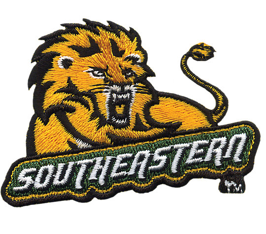 Southeastern Louisiana Lions Logo image number 1
