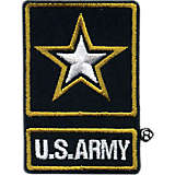 U.S. Army Gold Star Logo Logo