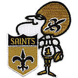 NFL® New Orleans Saints Sir Saint Mascot