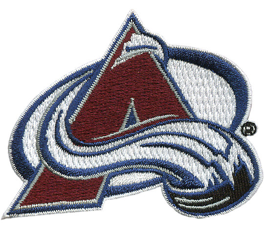 NHL® Colorado Avalanche® Primary Logo image number 1