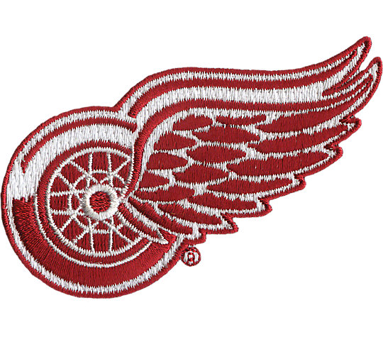 NHL® Detroit Red Wings® Primary Logo image number 1