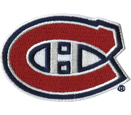 NHL® Montreal Canadiens® Primary Logo image number 1