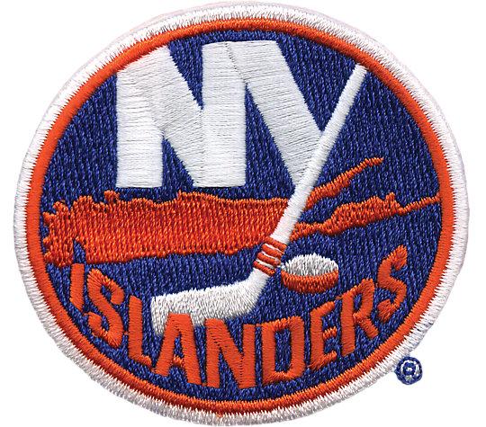 NHL® New York Islanders® Primary Logo image number 1