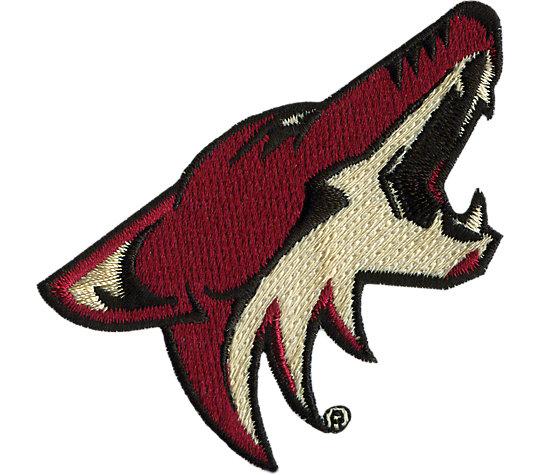 NHL® Arizona Coyotes® Primary Logo image number 1