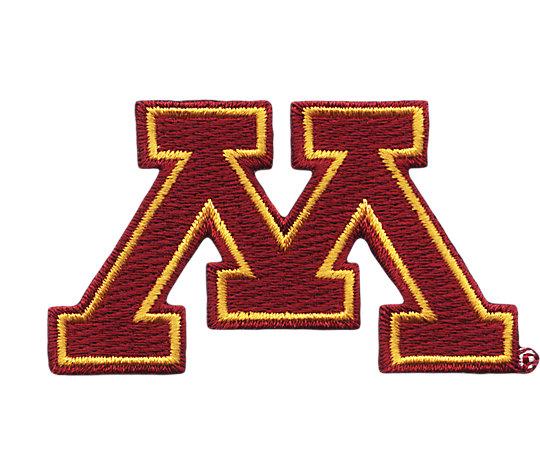 Minnesota Golden Gophers M Logo