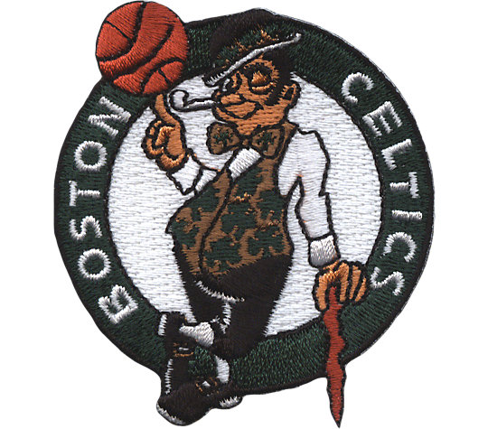 NBA® Boston Celtics Primary Logo image number 1