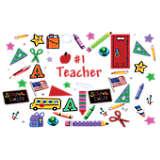 Hallmark - #1 Teacher