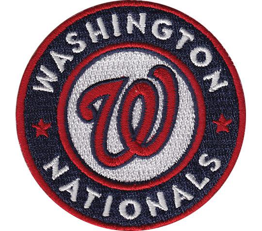 MLB® Washington Nationals™ Primary Logo image number 1