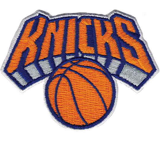 NBA® New York Knicks Primary Logo image number 1
