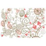 Pink Heart Vine