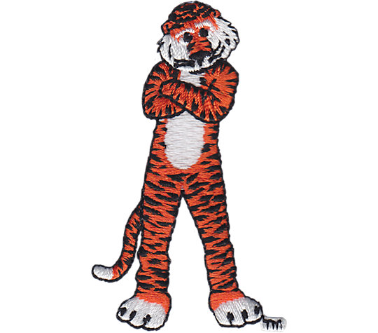 Auburn Tigers Aubie image number 1