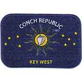 Florida Conch Republic Flag Key West