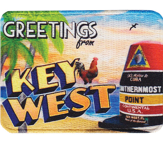 Florida - Key West Greeting image number 1