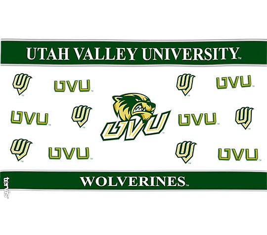 Utah Valley Wolverines Logo image number 1