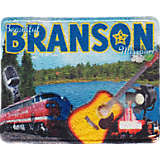 Missouri - Branson Postcard