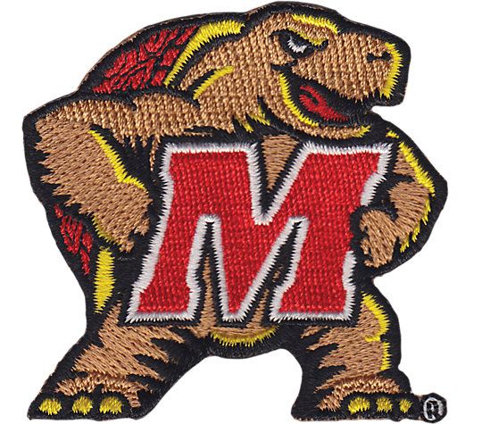 Maryland Terrapins Logo image number 1