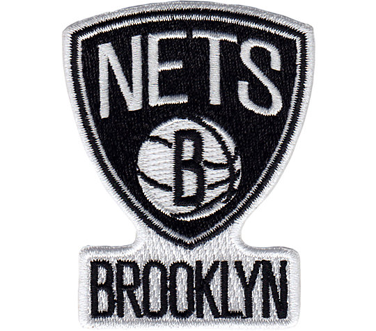 NBA® Brooklyn Nets Primary Logo image number 1