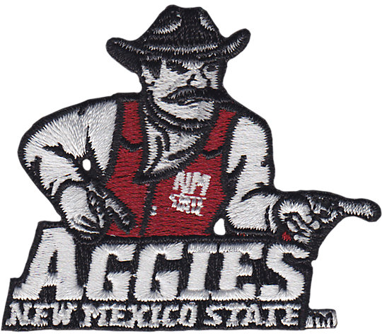 New Mexico State Aggies Logo image number 1