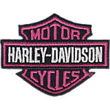 Harley Davidson - Bar & Shield Pink