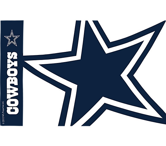 NFL® Dallas Cowboys Colossal
