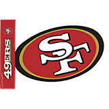 NFL® San Francisco 49ers Colossal