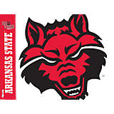Arkansas State Red Wolves Mascot Colossal