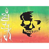 Salt Life® - Rasta Skull