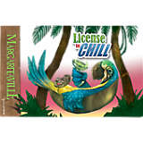 Margaritaville - License to Chill Parrott