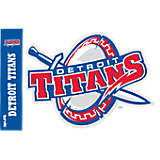 Detroit Mercy Titans Colossal