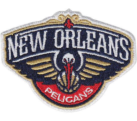 NBA® New Orleans Pelicans Logo image number 1