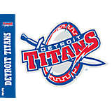 Detroit Mercy Titans Colossal