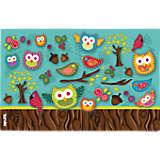 Owls & Birds Bark