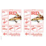 Columbia - Redfish