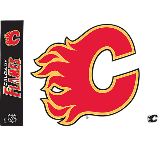 NHL® Calgary Flames® Colossal image number 1