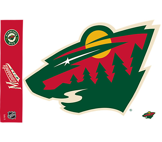 NHL® Minnesota Wild® Colossal image number 1